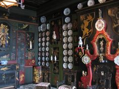 Favorite Room in Victor Hugo's House