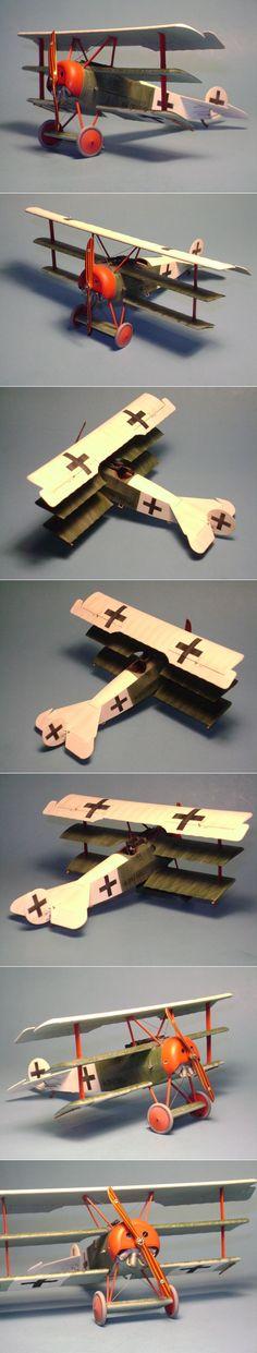 1/48 Eduard Fokker Dr.1 Weekend Edition  http://www.network54.com/Forum/47751/message/1401832460/1-48+Eduard+Fokker+Dr.1+Weekend+Edition