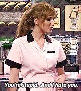 Jennifer Lawrence SNL. Love this part! [gif]