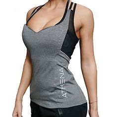 Women's Racerback Workout Shirt Gym Sports Yoga Running C... https://www.amazon.com/dp/B06ZZRZP53/ref=cm_sw_r_pi_dp_x_IvY-ybMBERHYA