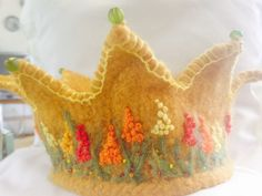 Image result for felt crowns
