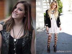 Look rock'n'roll →  #redeglobo #gshow #moda #fashionrio #listras #Rocknroll