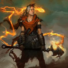 Pyromancer possibly a spellsword. Which schools are commonly in spellswords? Elementalist is rare but what else?