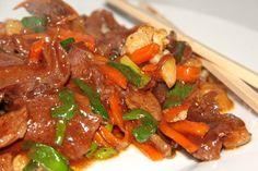 Вкусное мясо по-тайски можно готовить и в будни, и в праздники!