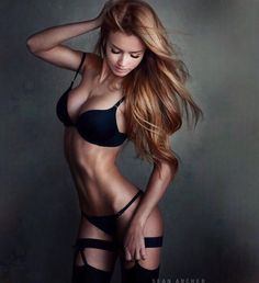 Valentina Grishko in Lingerie. Hotness Rating = View and rate hot babes. Sexy Girl, Up Girl, Sexy Lingerie, Modelos Fitness, Mädchen In Bikinis, Sexy Women, White Women, Femmes Les Plus Sexy, Models