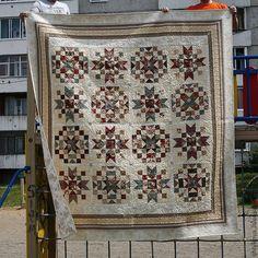 """Купить """"Фабрика конфитюра"""" - лоскутное одеяло, лоскутное покрывало, лоскутное шитье, лоскутная техника, пэчворк"""