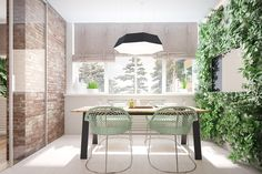 Brick is undeniably warm, beautiful, and timeless. But those who are lucky enough to have brick walls may face one of several common dilemmas like the desire to