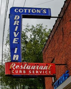 Cotton's Drive In