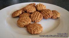 Hawermoutkoekies, kan dit amper sien as ontbyt :) Hawermouthkoekies is heerlik, smelt in jou mond met die bruin suiker, stroop en hawermouth. Sjoe, water my mond nou. Nog een van my koekieresepte in my smullekkerkoekie resepte boek beskikbaar op Kindle. Lees gerus meer op my webwerf. Alle skakels is beskikbaar op my blog. Read my blog and if you want to buy a recipe book you can now buy on Kindle. Both Afrikaans and English books are now available.