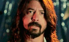This must be the funniest man alive. haha Dave Grohl