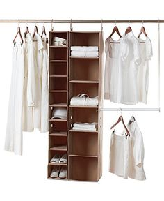 Neatfreak Closet Organization System, 3 Piece ClosetMAX - Cleaning & Organizing - for the home - Macy's 49.99