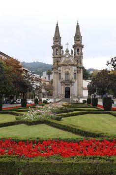 Nossa Senhora da Consolação e dos Santos Passos Church, Guimarães, #Portugal http://www.posters.org/Travel/Portugal/i-s3zp567 #travel