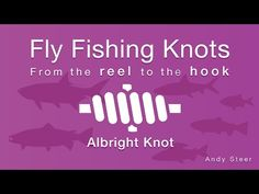 Albright Knot - YouTube