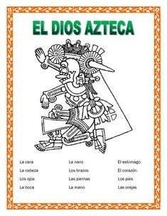 "This interactive unit contains four pages. It is a great tool to introduce students to body parts and to a very important Spanish motto ""Ojos que no ven corazon que no siente"" Eyes that don't see, heart that doesn't feel"" The result of our double puzzle."