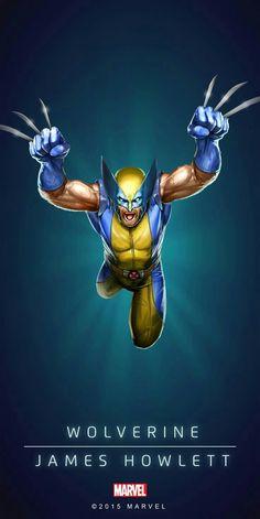 Wolverine James Howlett