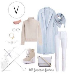 10 more kpop outfit cute & & tenue de kpop mignonne 2020 Simple Outfits, Pretty Outfits, Stylish Outfits, Kpop Fashion Outfits, Korean Outfits, Teenager Outfits, Girl Outfits, Mode Kpop, Outing Outfit