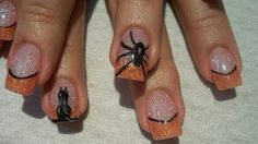 Awesome Holloween Nails