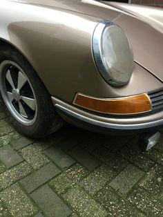 Porsche 911 2.4 Olklappe 1972