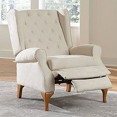 Brylanehome Queen Anne Style Tufted Wingback Recliner (Iv... https://www.amazon.com/dp/B010DXQ70U/ref=cm_sw_r_pi_dp_x_Wkz6ybAEBA86P