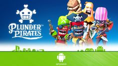 Plunder Pirates - First Look (Android Gameplay)