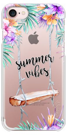 Casetify iPhone 7 Snap Case - Summer Vibes by Karamfila Siderova