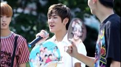 160807 UP10TION Hwanhee ( Be my luck + Beautiful ) fancam #UP10TION #업텐션 #Hwanhee #환희 #ファニ  #fancam