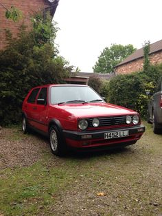1991 VW Golf GTi for sale at £2.5k see  Good ones are a modern classic.. #vw #GTi #volkswagen