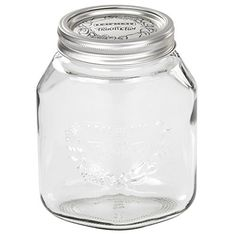 1.0625 qt. Canning Jar