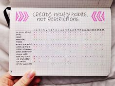 Healthy habits - WonderfulDIY.com