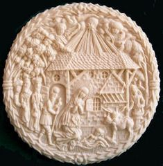 Otherwise Unpublished recipes for cookie molds - wish I could find THIS mold it is gorgeous!