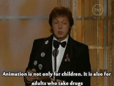 funny cute quotes the beatles Paul McCartney macca