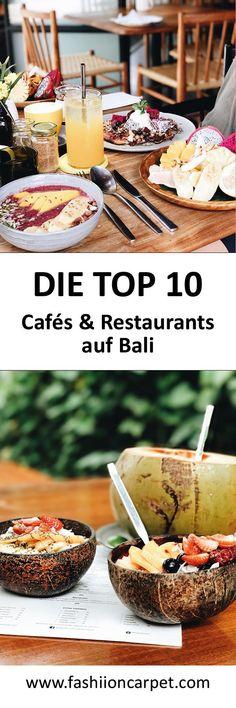 Die Top 10 Cafés & Restaurants auf Bali sowie die besten Reisetipps von Nina Schwichtenberg findet ihr auf www.fashiioncarpet.com
