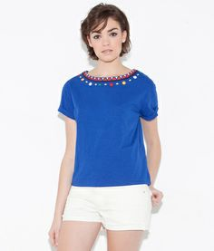 T-SHIRT BEAD » T-shirts » Woman