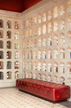 Martyn has overseen the design of Chateau Gütsch in Lucerne, Switzerland, and Chef Rick Bayless's flagship Red O restaurant; Newport, Oriental Hotel, Bar, Four Seasons, Photo Wall, Frame, Design, Home Decor, Environment