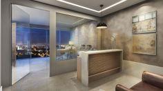 1 sala 35m² Consultório Médico
