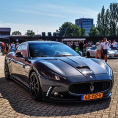 "World's Hottest Maserati's on Instagram: ""Mansory GranTurismo Follow @Italian_MadWhips Follow @Italian_MadWhips # Freshly Uploaded To www.MadWhips.com Photo by @Thebestcars_nederland"""