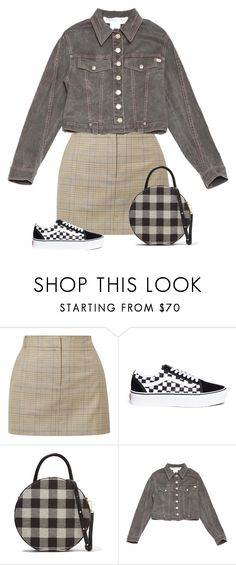 """Sans titre #2014"" by bettinakhrn ❤ liked on Polyvore featuring TIBI, Vans, Mansur Gavriel and Christian Dior"
