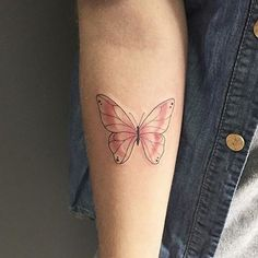 65 dreamy ink styles that are just wow - tattoos on women - Tatoo Art, Get A Tattoo, Arm Tattoo, Sleeve Tattoos, Pretty Tattoos, Beautiful Tattoos, Butterfly Name Tattoo, Yoga Tattoos, Cool Tats