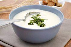 Graukas ist in Tirol sehr beliebt. In der #Suppe verarbeitet mit Rahm und Muskat wird dieses Rezept zum höchsten Genuss