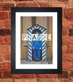 Prague City Guard Print - Digital download.