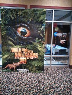Walking with Dinosaurs opens December 20th at a Classic Cinemas Theatre near you!