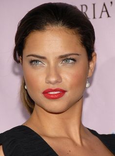 Adriana Lima - Brazilian actress