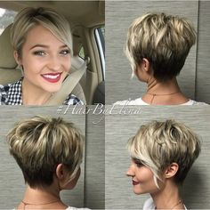 20 Short Spiky Hairstyles For Women - Style & Designs - Page 12