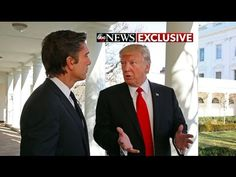 FULL: President Trump First Interview In The White House 1/25/17 - YouTube