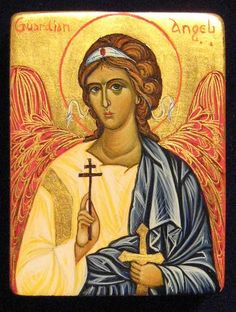 Icon of Guardian Angel