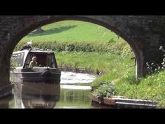 Narrow Boat Canal Tour  Llangollen