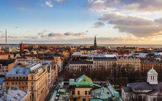 17. Helsinki, Finland