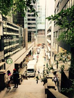 Ice House Street, Central, Hong Kong