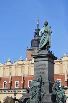 Krokow - One of the oldest and biggest cities in Poland - Main Square