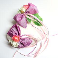 """Ringherz """"Blütenzauber"""" von AnnaBlume auf DaWanda.com"""